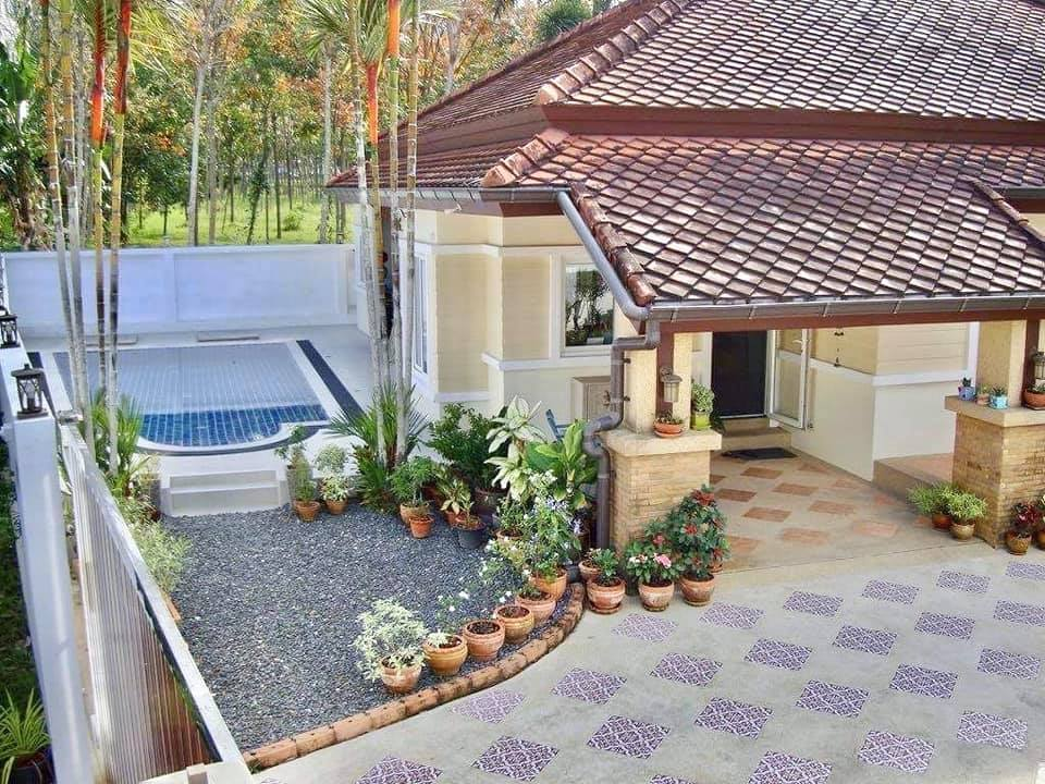 Cozy 3 Bedroom Pool Villa in Cherngtalay