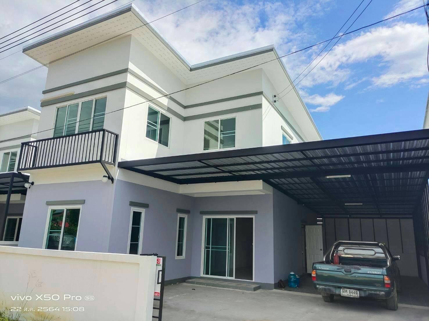 Brand-new 2 storey  Detached House near Central Festival Doi Saket