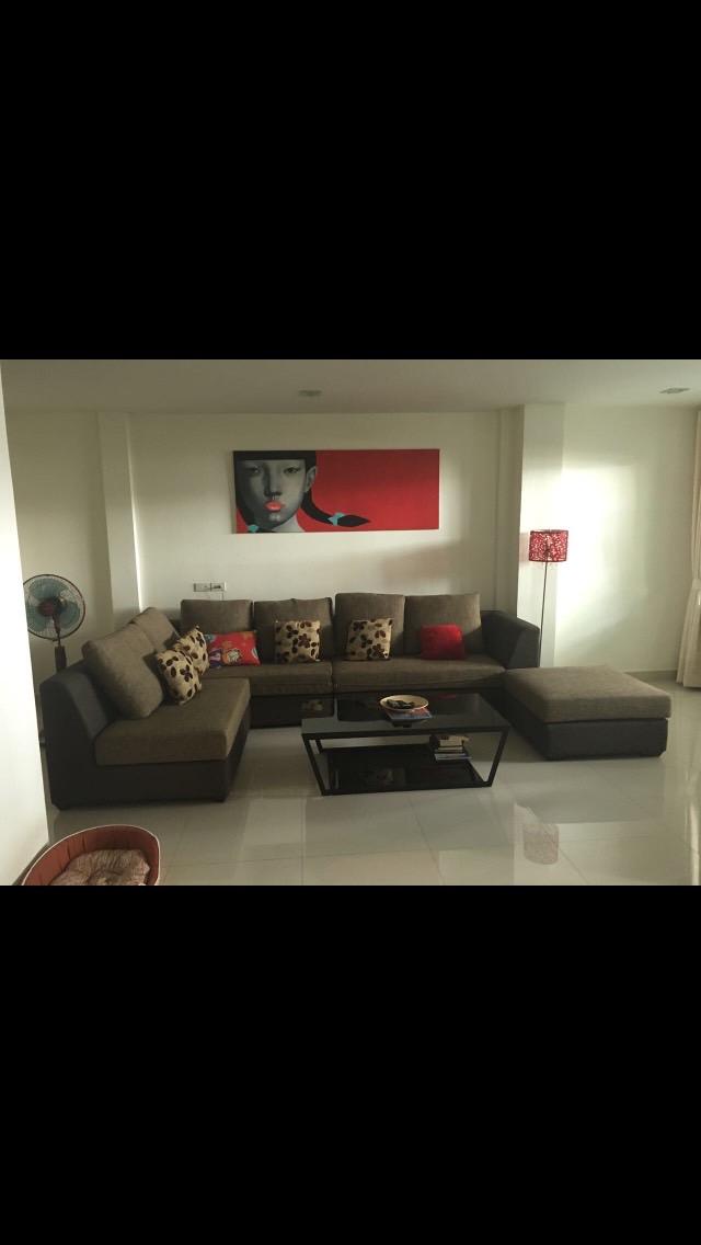 3bed3bath House for rent in Sukhumvit soi 26