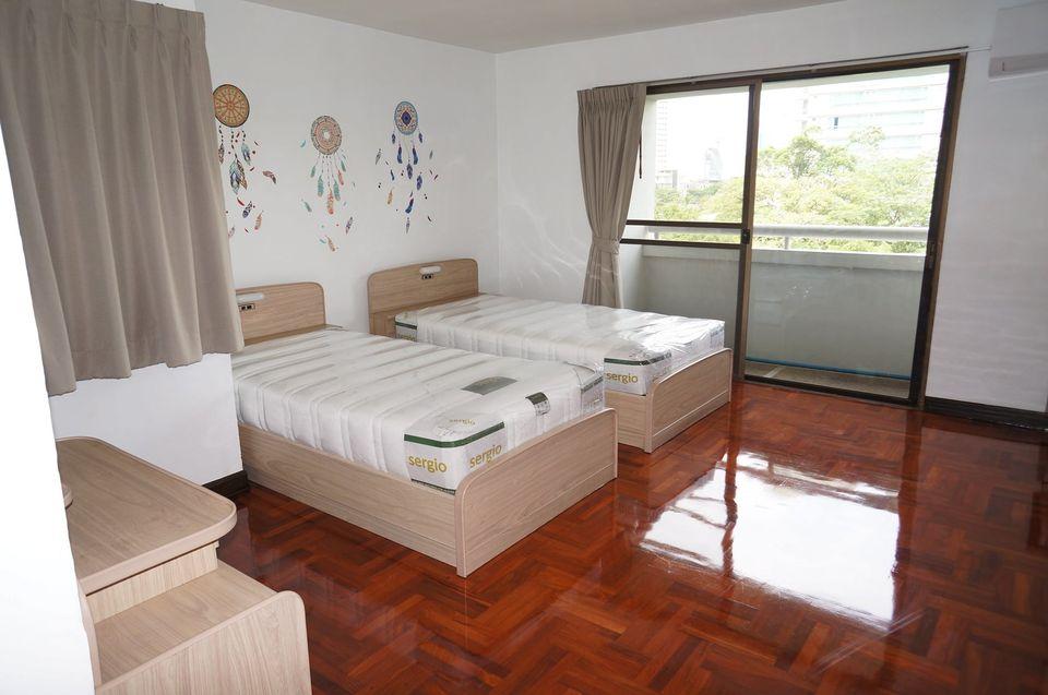 Baan Suanpetch - 2 beds / 3 baths - near BTS Phrom Phong