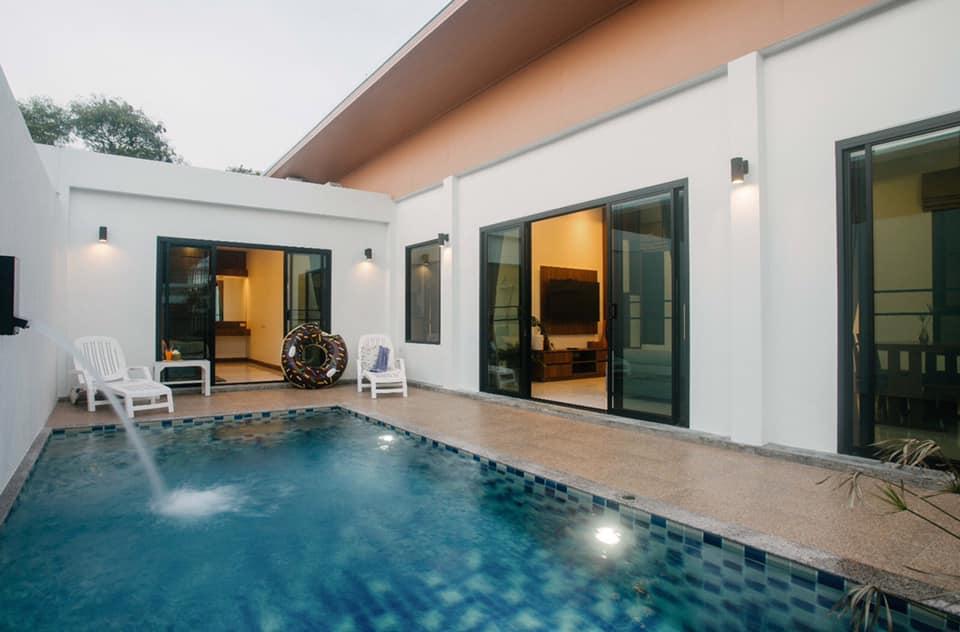 Short term 2 Bedroom Villa for Rent in Rawai