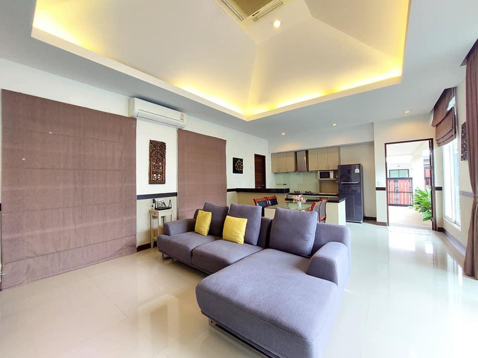 Cozy 3 Bedroom Pool Villa for Rent in Rawai