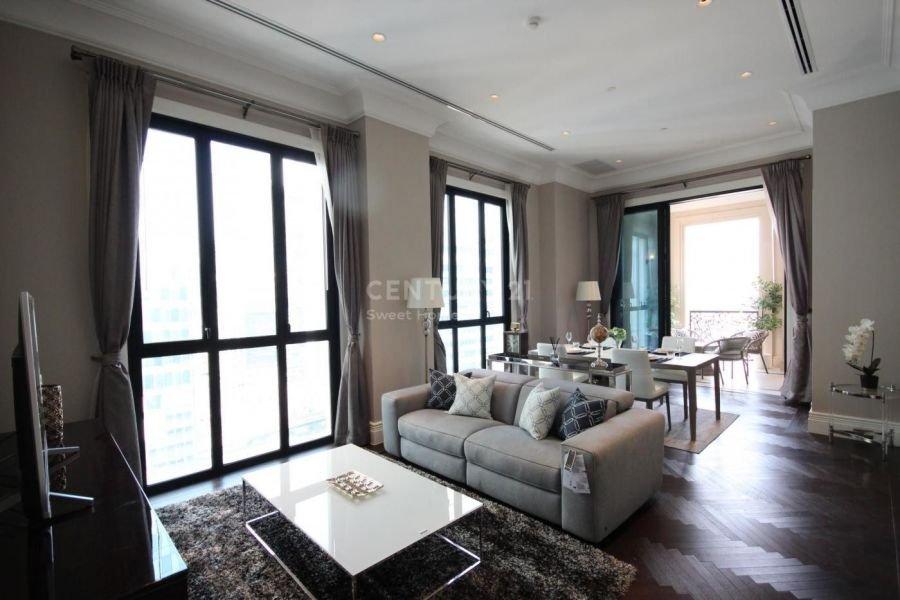 2 Bedroom Condominium for rent in 98 Wireless, Lumpini, Bangkok near BTS Ploen Chit