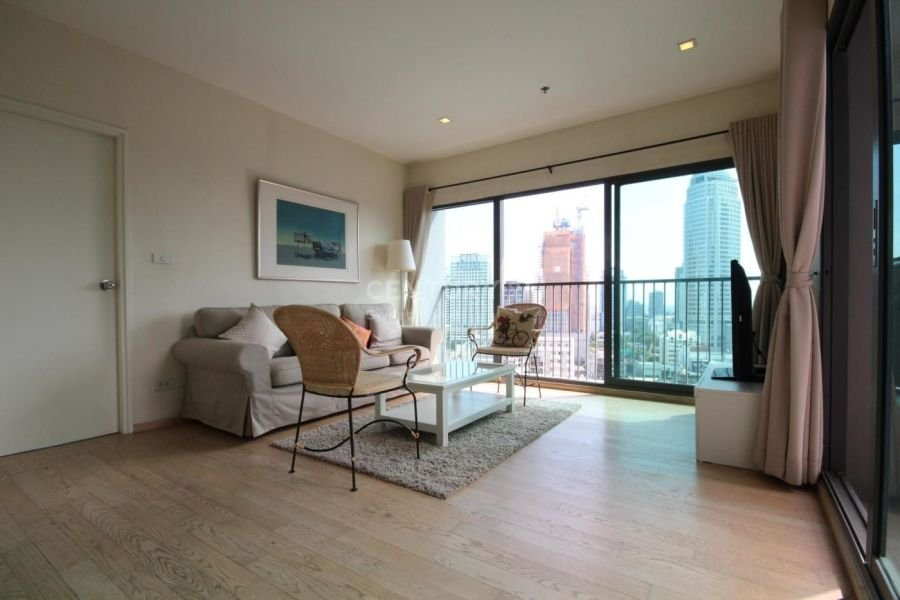 1 Bedroom Condominium for rent in Noble Remix, Phra Khanong, Bangkok near BTS Thong Lo