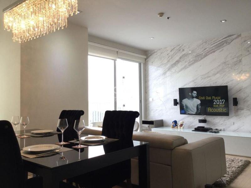 2 Bedroom Condominium for rent in HQ Thonglor by Sansiri, Khlong Tan Nuea, Bangkok near BTS Thong Lo