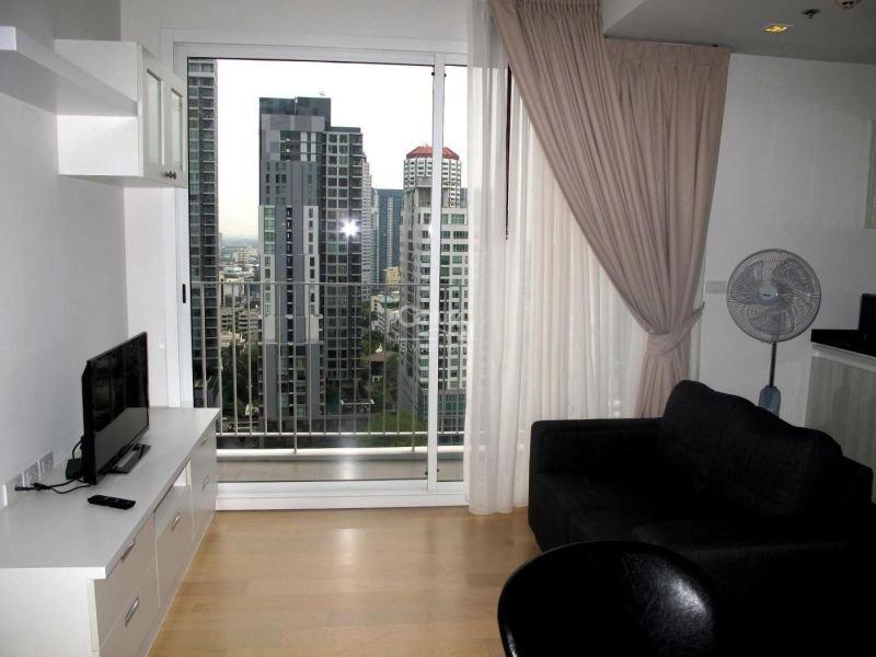 1 Bedroom Condominium for rent in HQ Thonglor by Sansiri Khlong Tan Nuea Bangkok near BTS Thong Lo